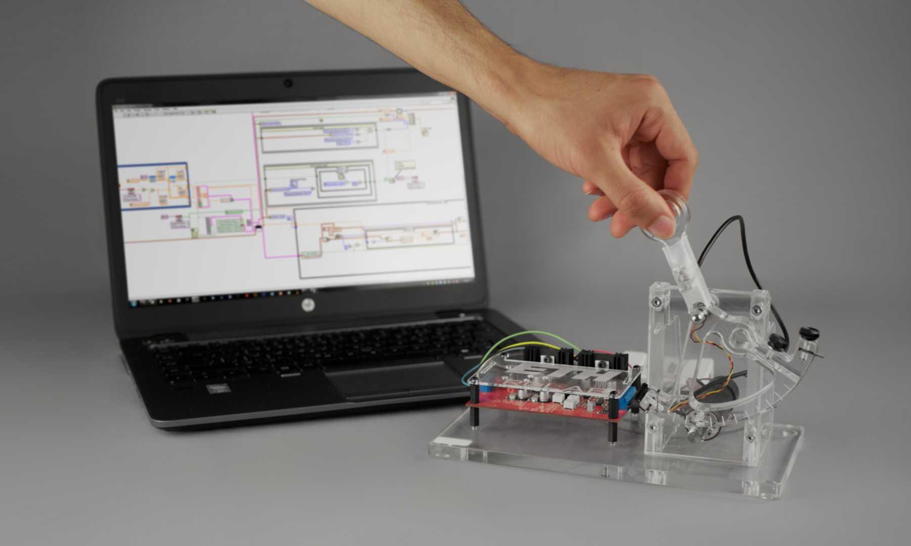 Physical Human Robot Interaction (pHRI) (376-1504-00L